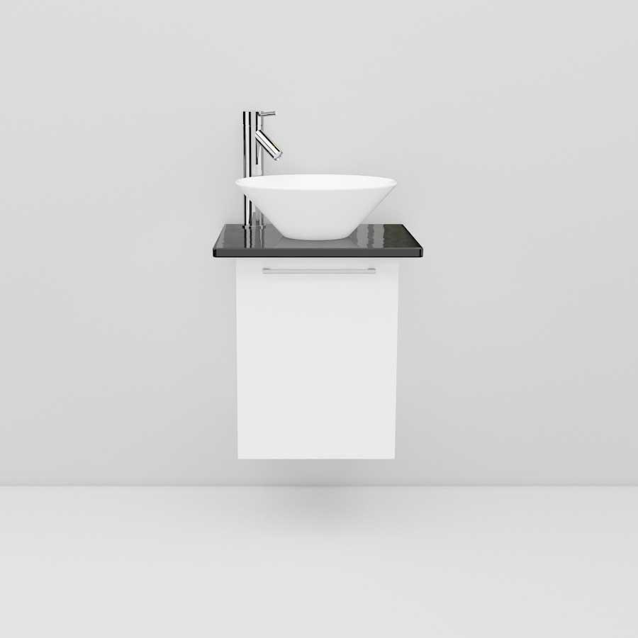 Tvättställsskåp Noro Uno 410