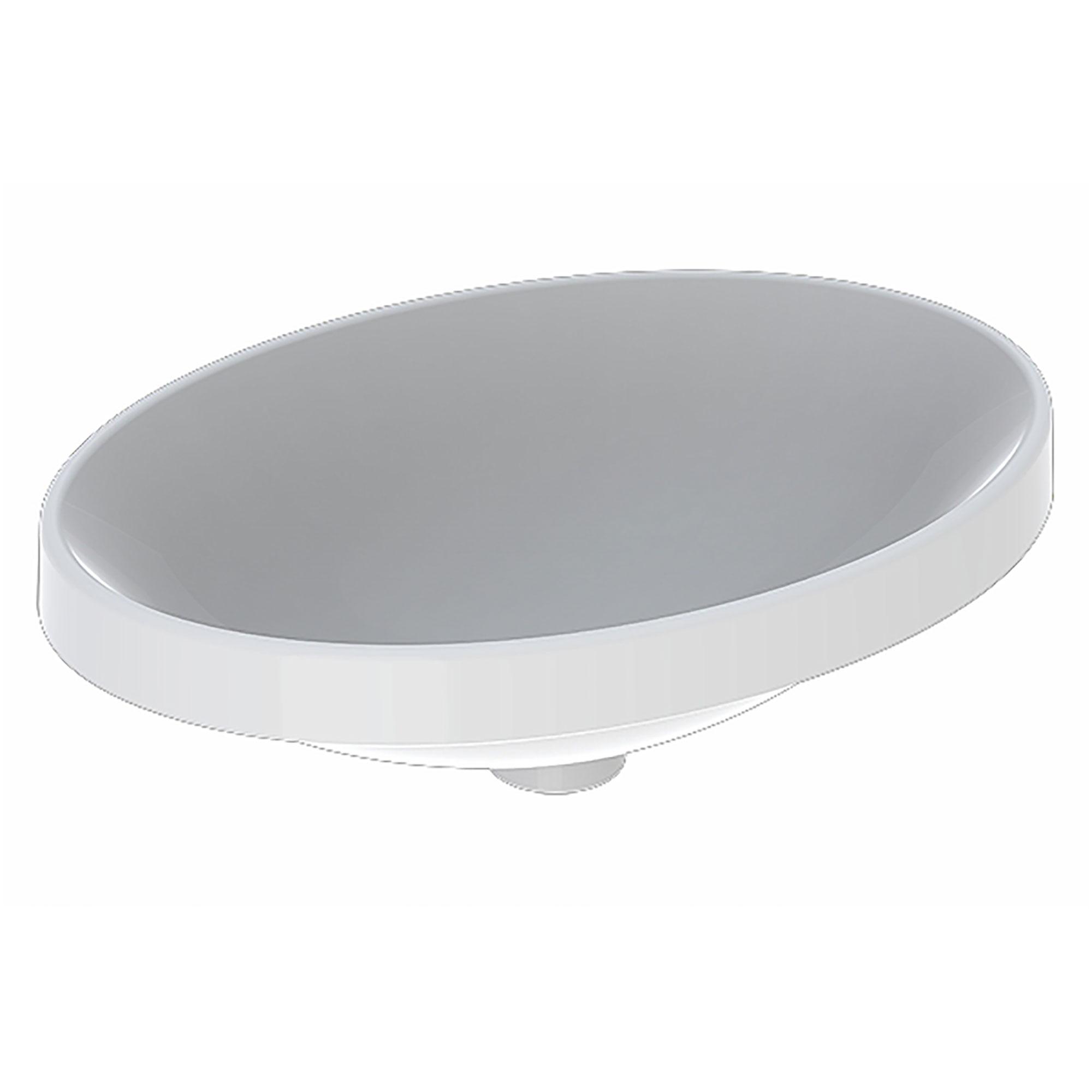 Tvättställ Ifö Variform 550 mm Infälld Ovalt