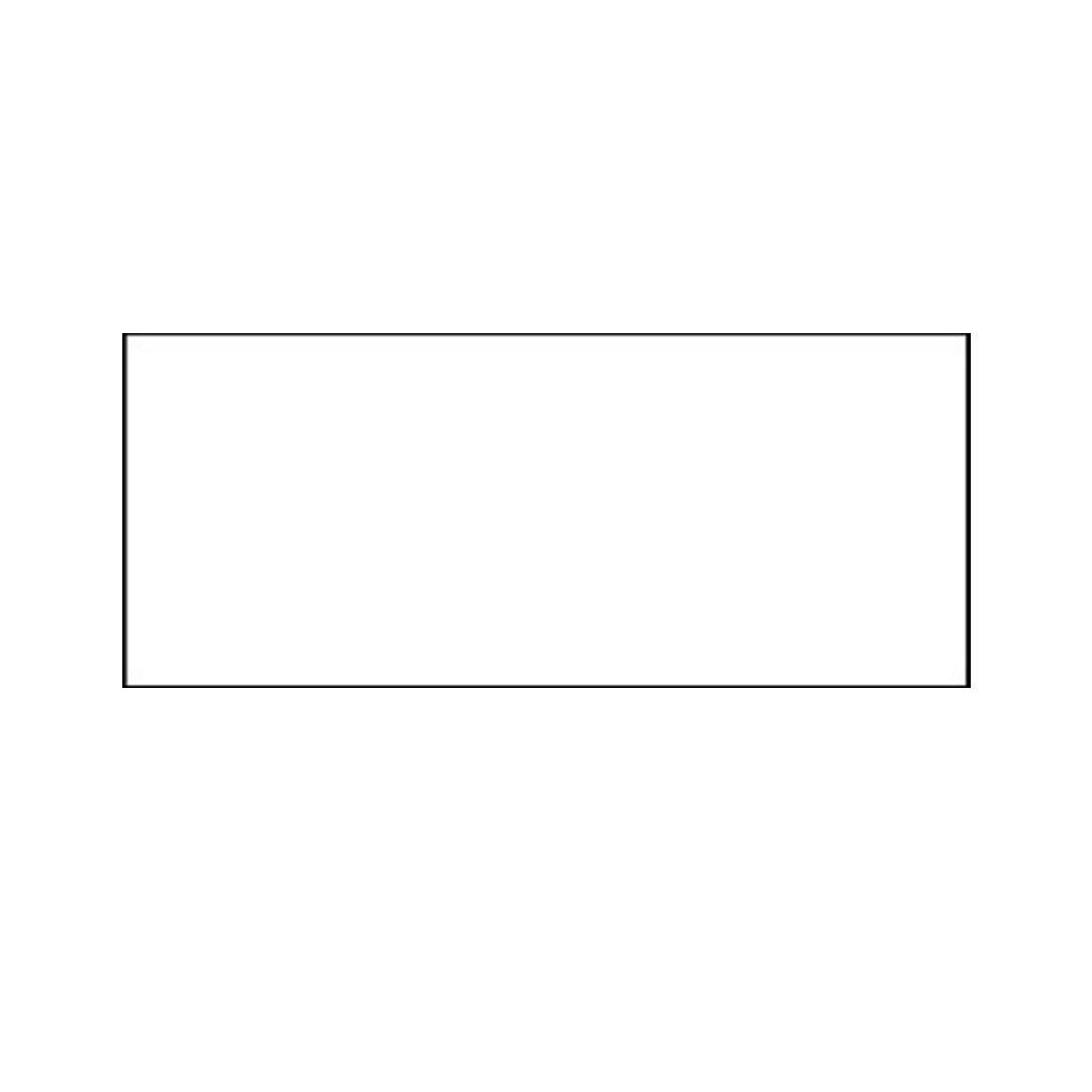 Kakel Bricmate A13 White Gloss 10×30 cm