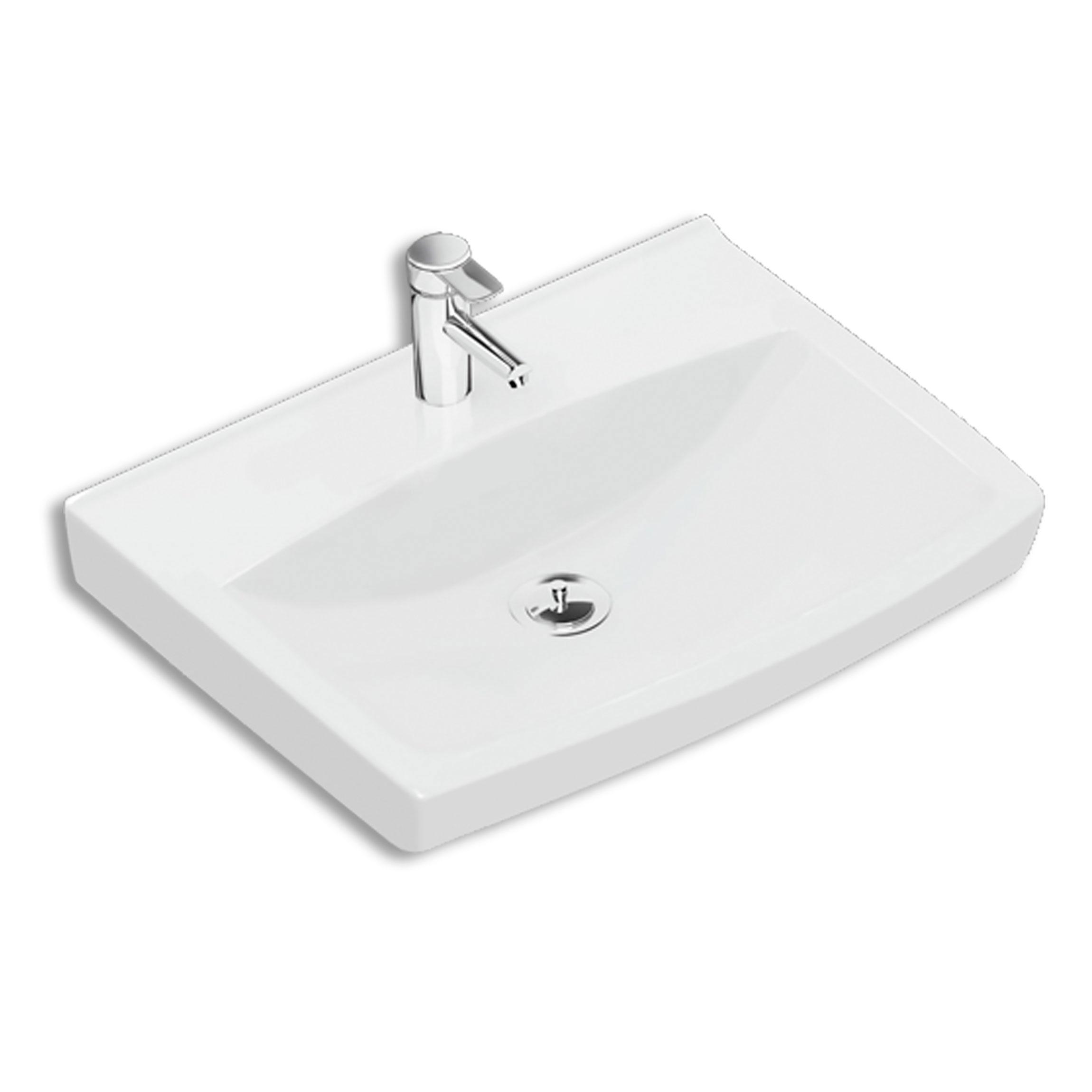Tvättställ Ifö Spira 430 mm Infälld
