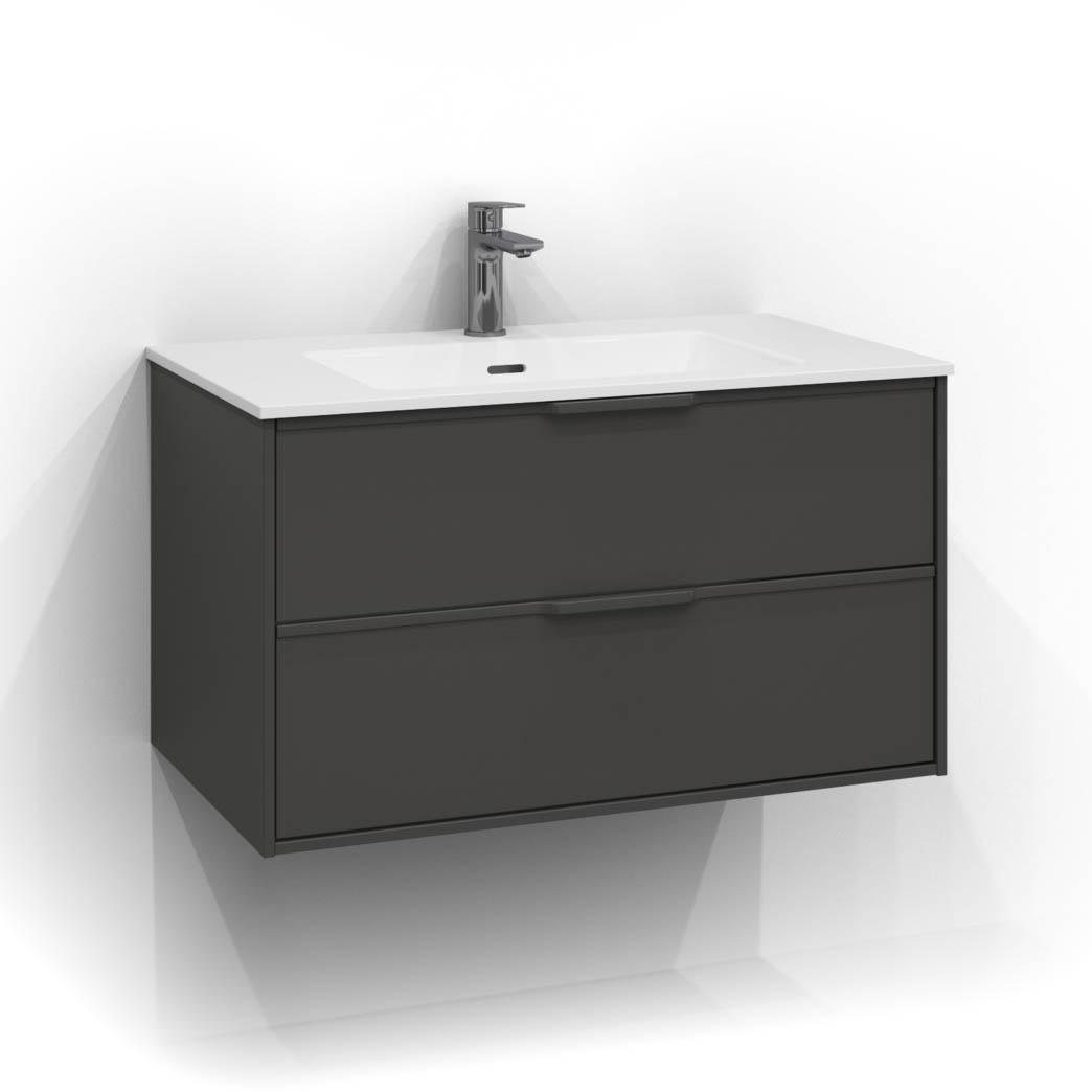 Tvättställsskåp Svedbergs Epos 80x45