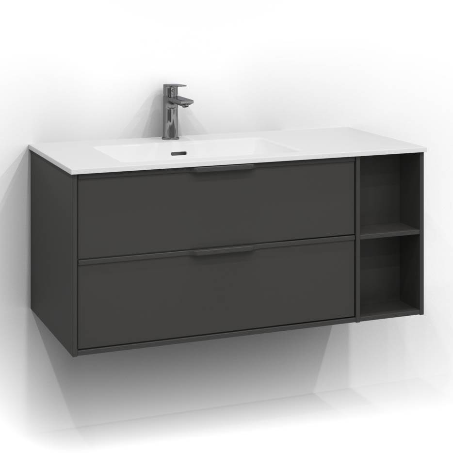 Tvättställsskåp Svedbergs Epos 100x45