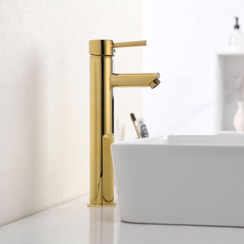 Tvättställsblandare Bathlife Bubbla Hög