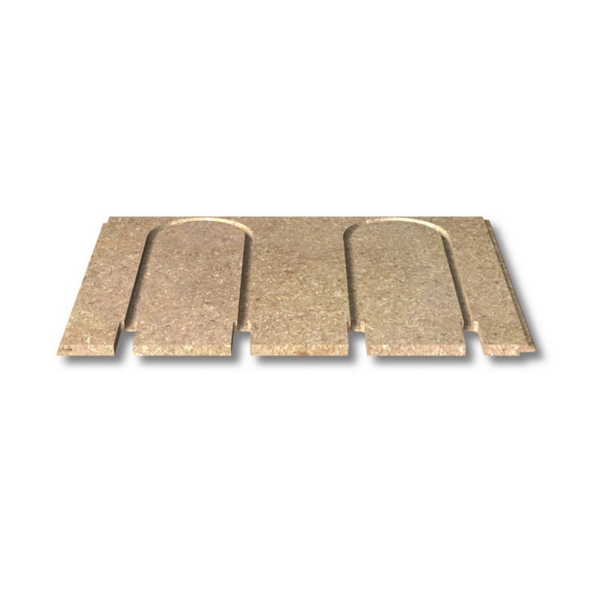 Spårvändskiva LK Systems HeatFloor trä 22
