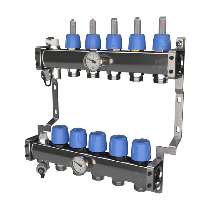 Värmekretsfördelare LK Systems RF