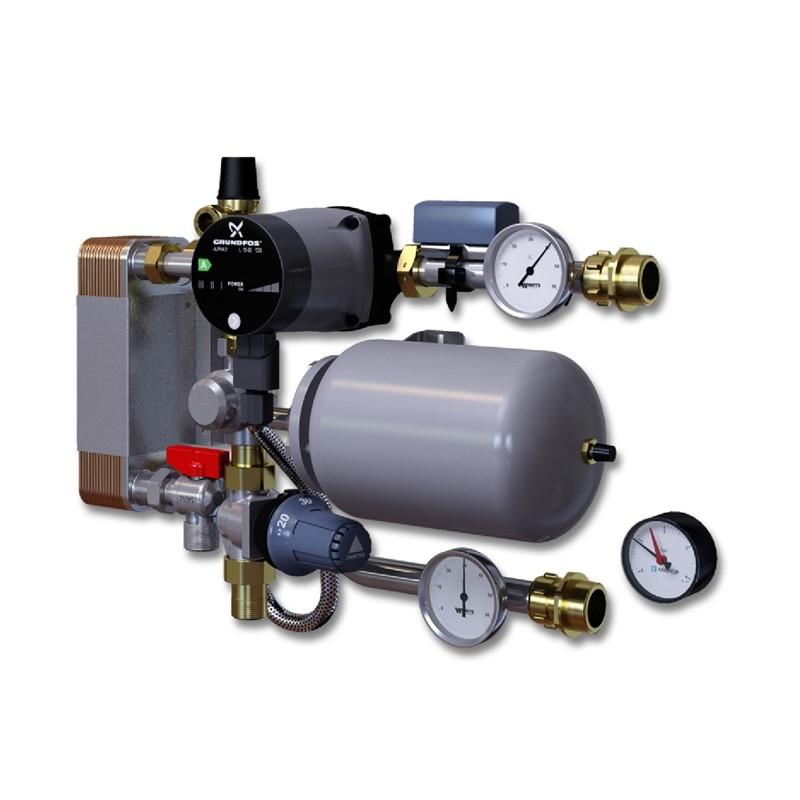 Värmeväxlarpaket LK Systems – 10