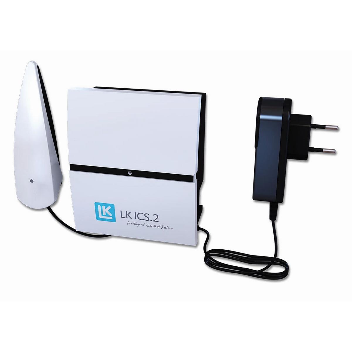 Mottagarenhet LK Systems 1 ICS2-NO