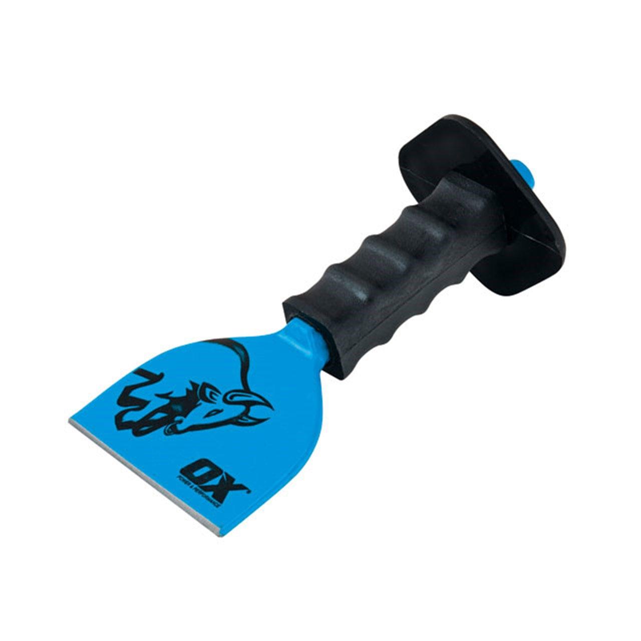 Huggmejsel med Skyddshandtag OX Tools