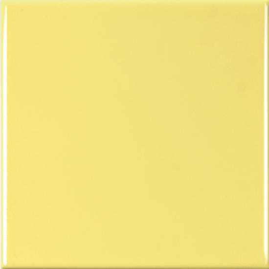 Kakel Arredo Color Amarillo Blank 20×20 cm
