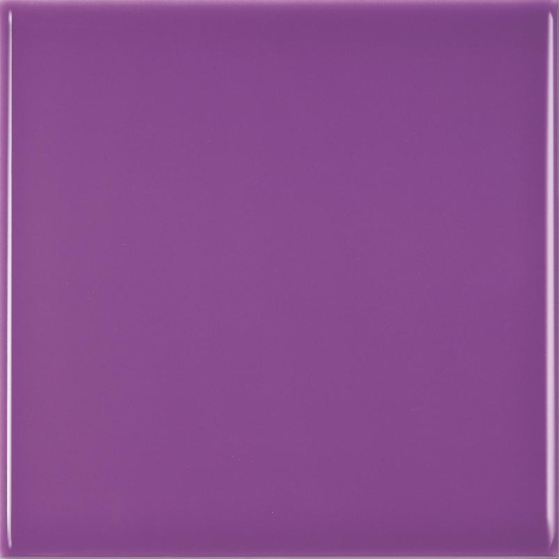 Kakel Arredo Color Morado Blank 20×20 cm