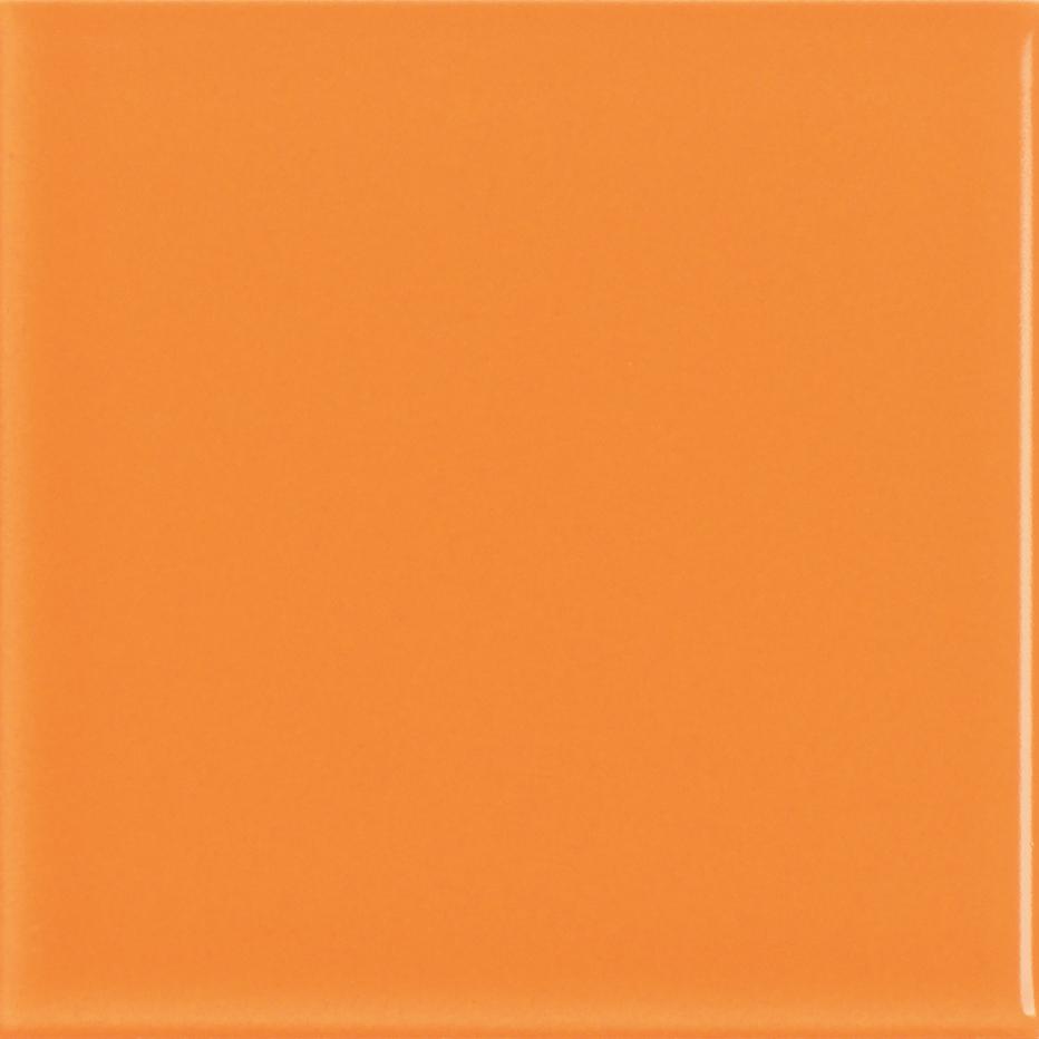 Kakel Arredo Color Naranja Matt 20×20 cm