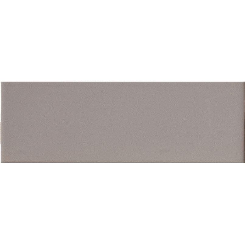 Kakel Arredo Color Gris Plata Matt 10×30 cm