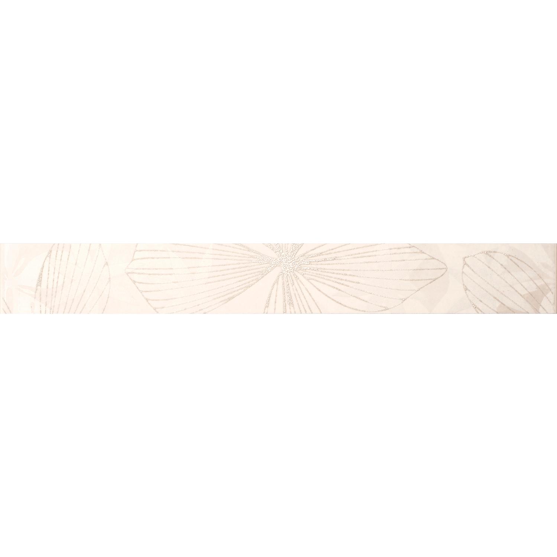 Kakel Arredo Elvana Bianco List 5×40 cm