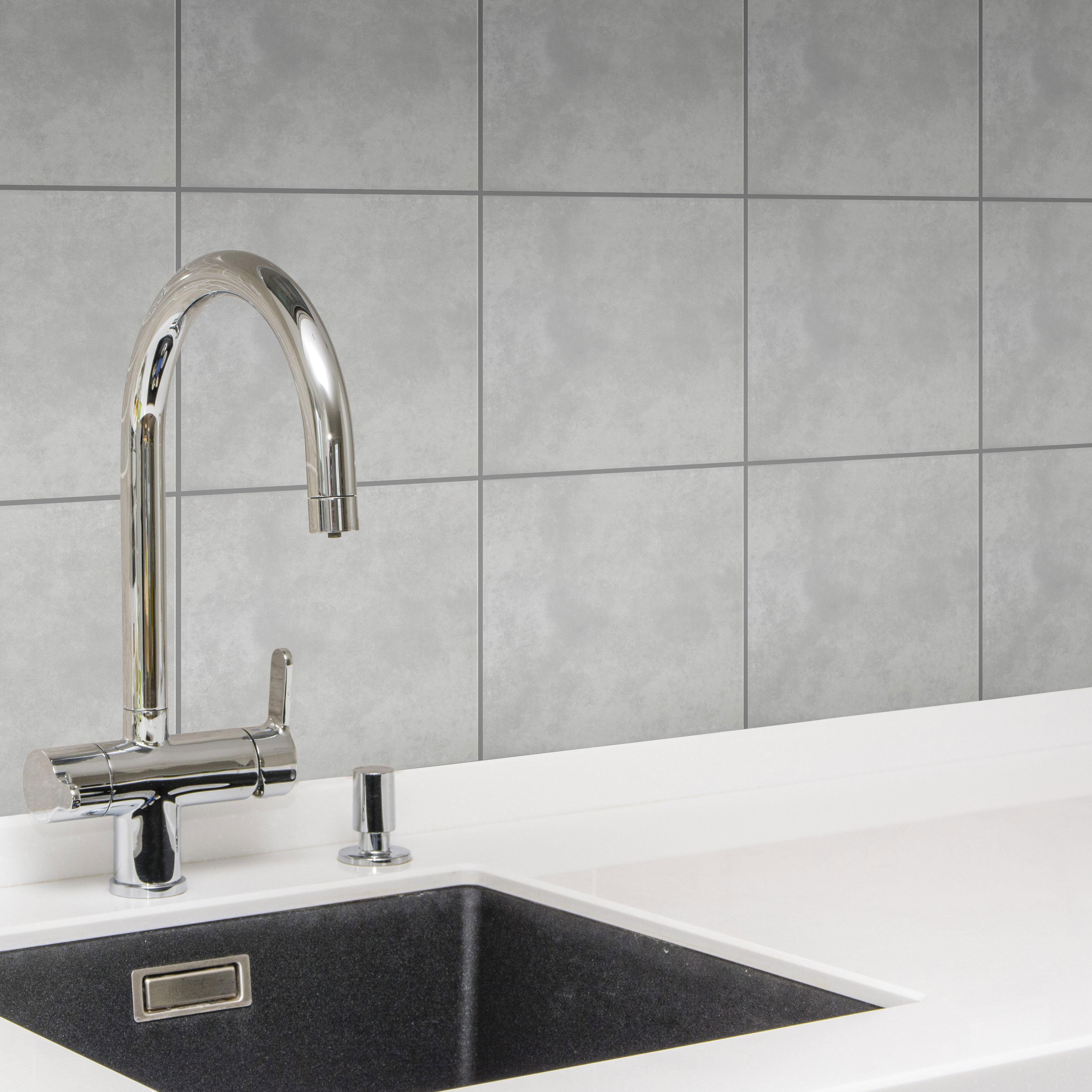 Klinker Arredo Oslo Grey 20×20 cm