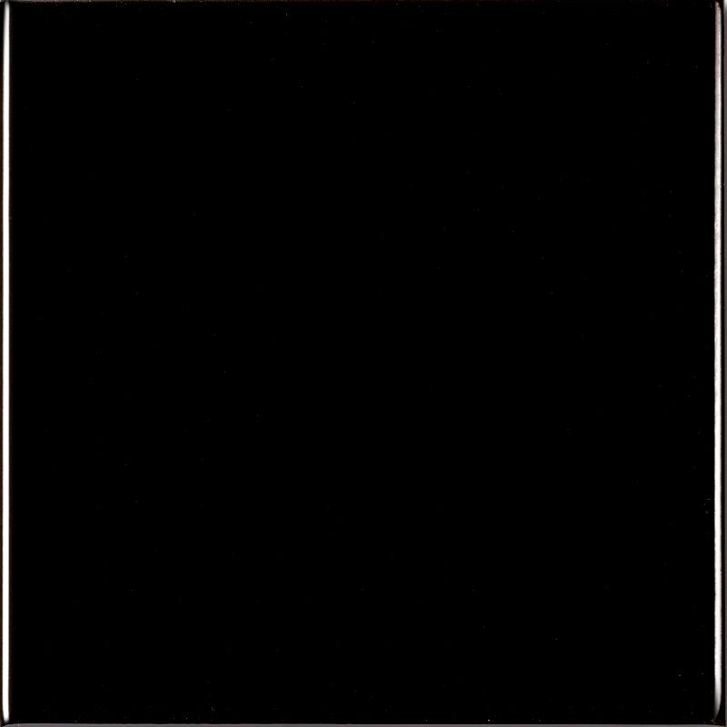 Kakel Arredo Color Negro Blank 15×15 cm