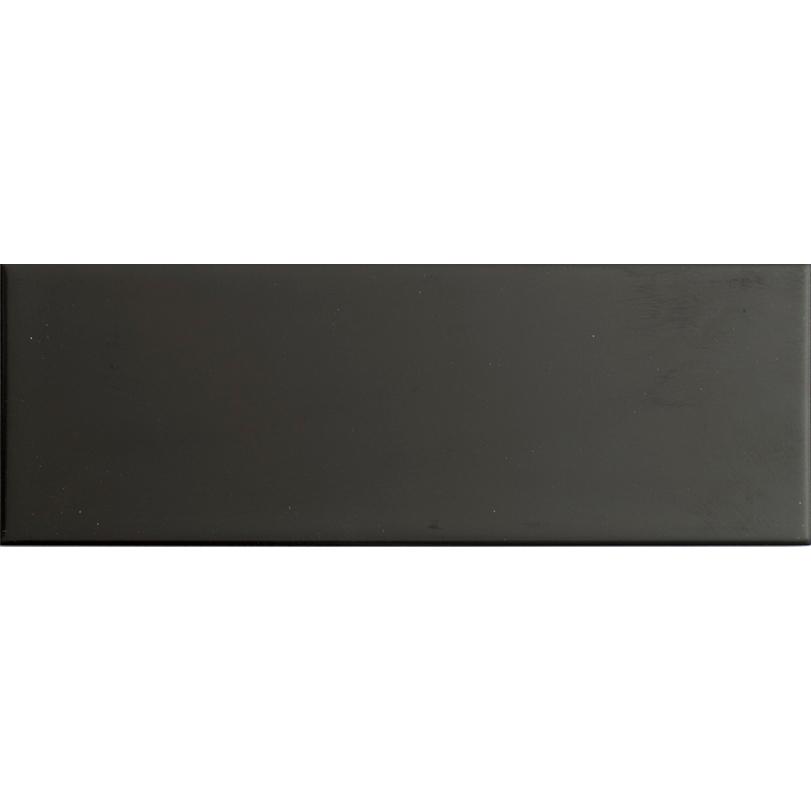 Kakel Arredo Color Negro Matt 10x30 cm