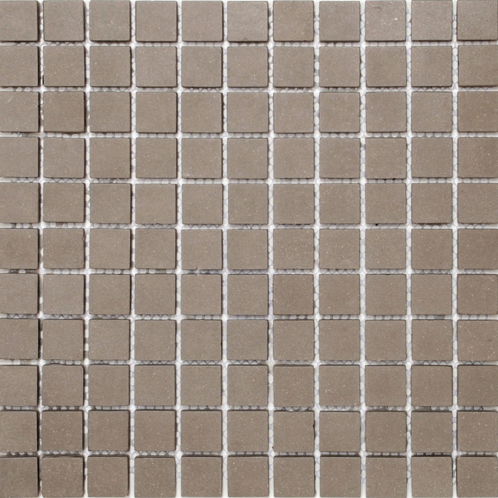 Klinker Arredo Natural Cement Mosaic Matt 3×3 cm