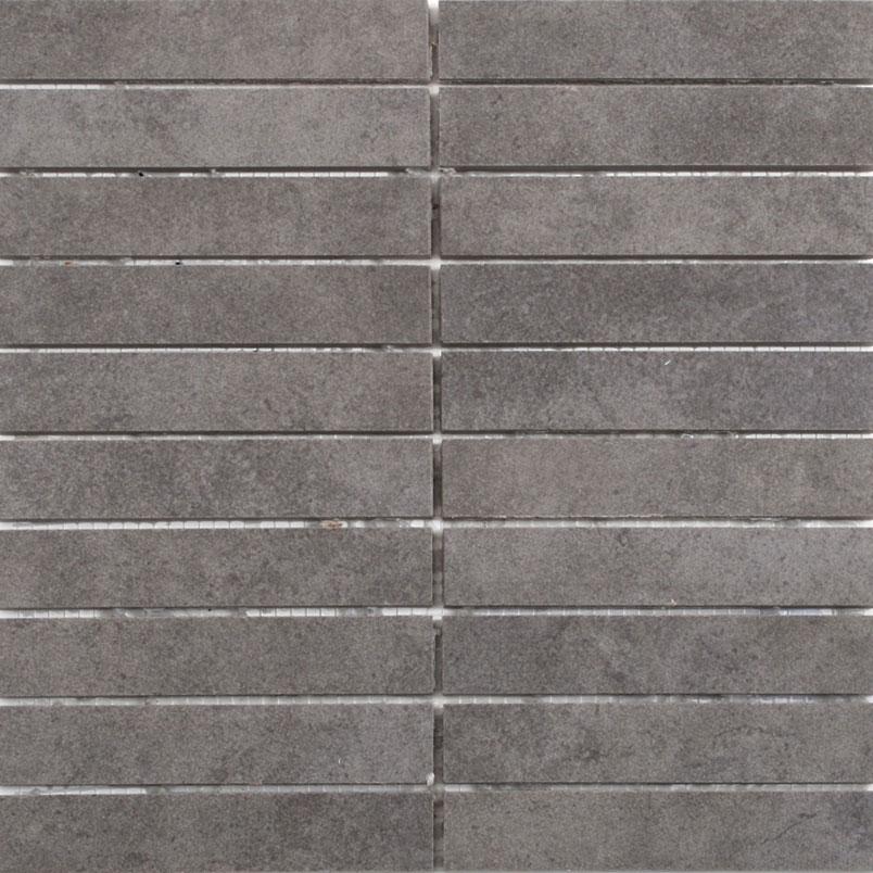 Klinker Arredo SunStone Grey Mosaic 3×15 cm