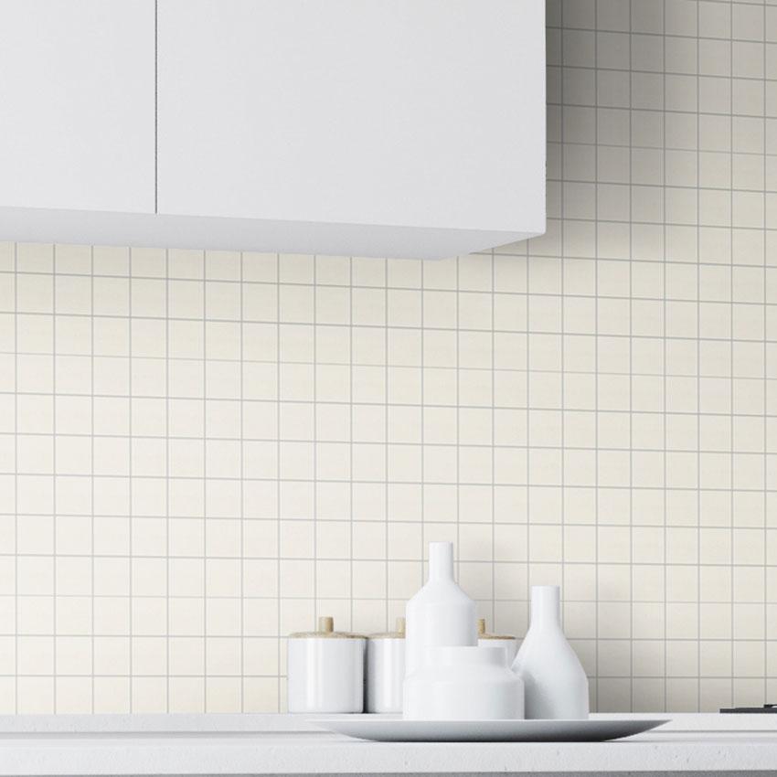 Mosaik Arredo Wenice White 4,5x4,5 cm