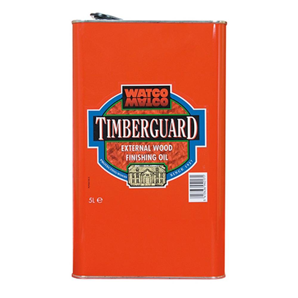Underhållsolja Timberex Timberguard 5 l