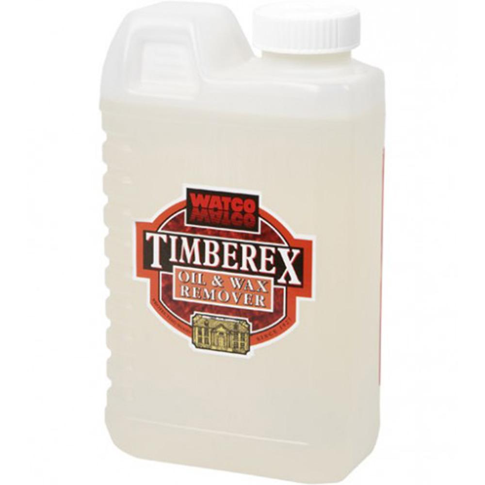 Underhållsolja Timberex Oil & Wax Remover 1 l