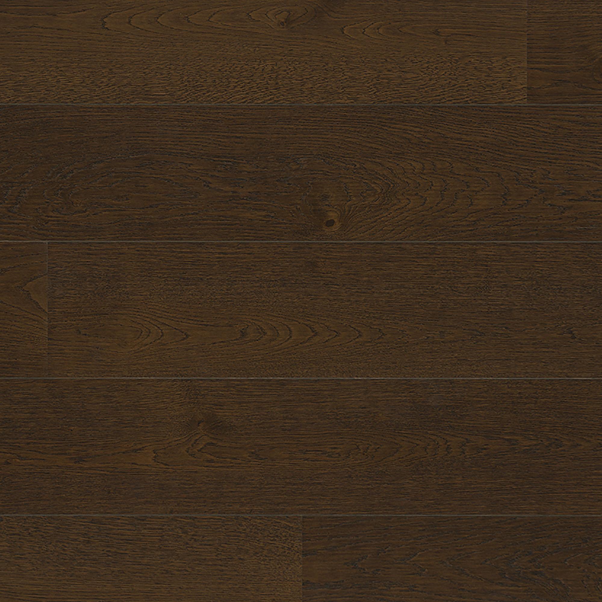 Trägolv Bjelin Parkett Ek Plank 200 Nature Mattlack Mörkbrun OP Kopranon 15,5