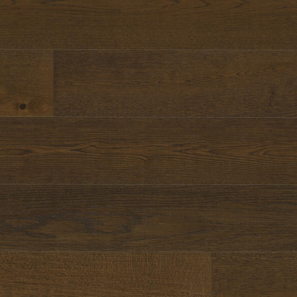 Trägolv Bjelin Ek Country+ Mattlack Mörkbrun Plank