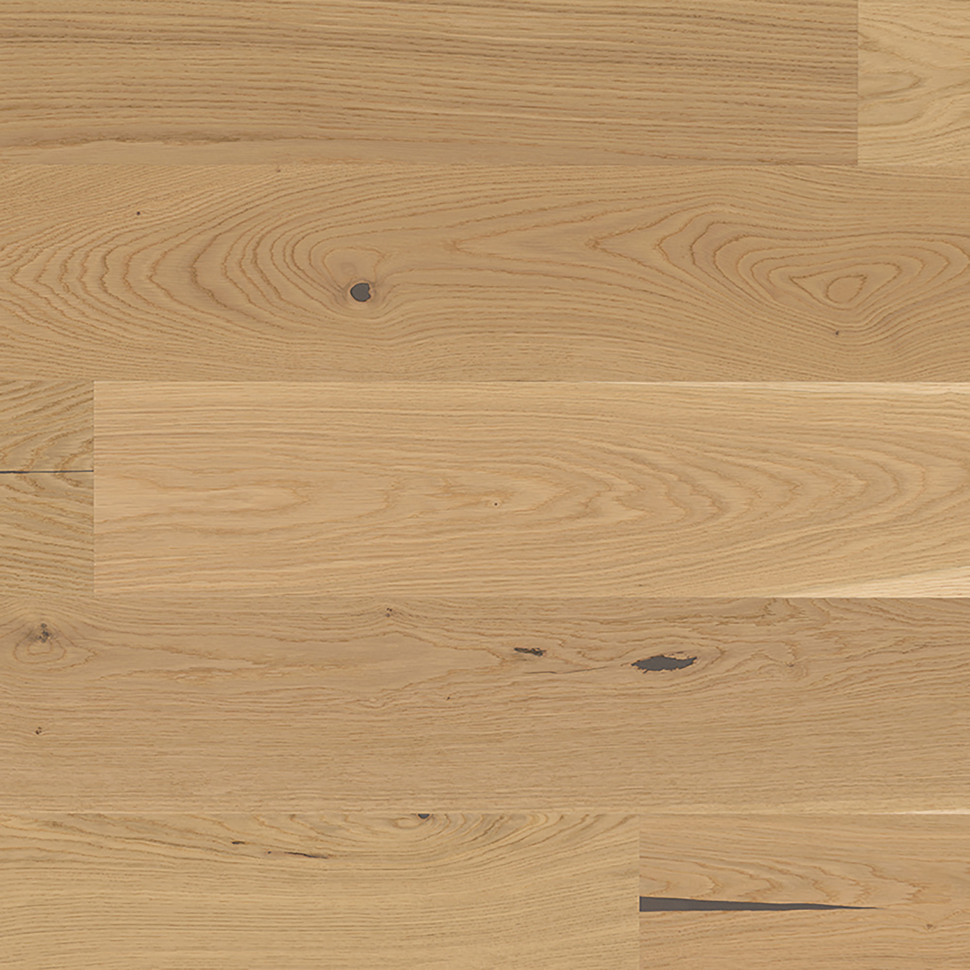 Trägolv Bjelin Parkett Ek Plank 200 Country Mattlack Vit OP Dugi 15,5
