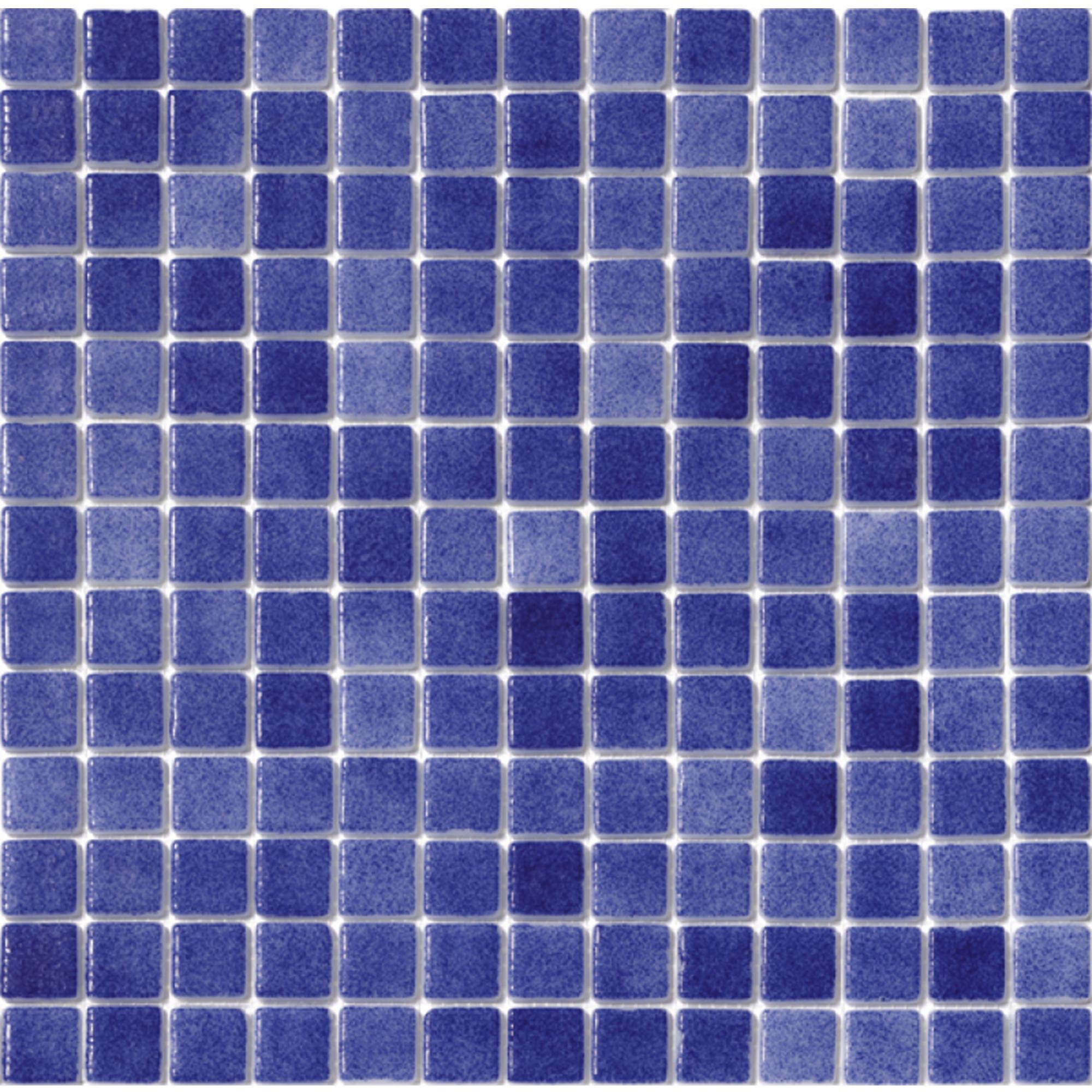 Glasmosaik Azul 3x3 cm