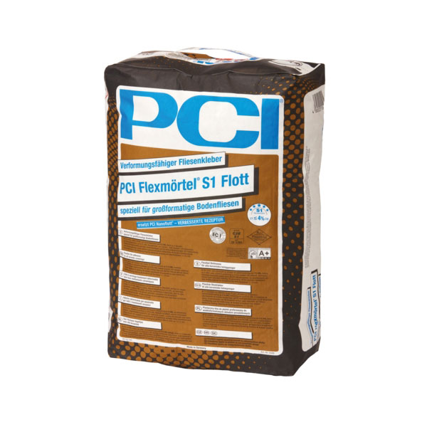 Fästmassa PCI Flexmörtel S1 Flott 20kg