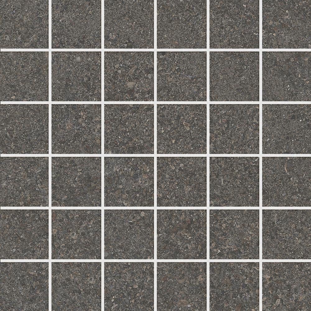 Mosaik Ceramiche Keope Suite Anthracite 5x5 cm Matt