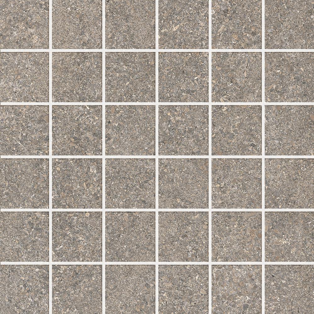 Mosaik Ceramiche Keope Suite Taupe 5x5 cm Matt