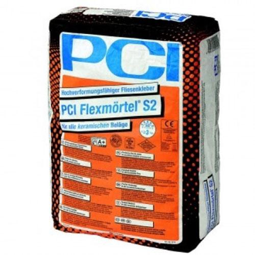 Fästmassa PCI Flexmörtel S2 20kg