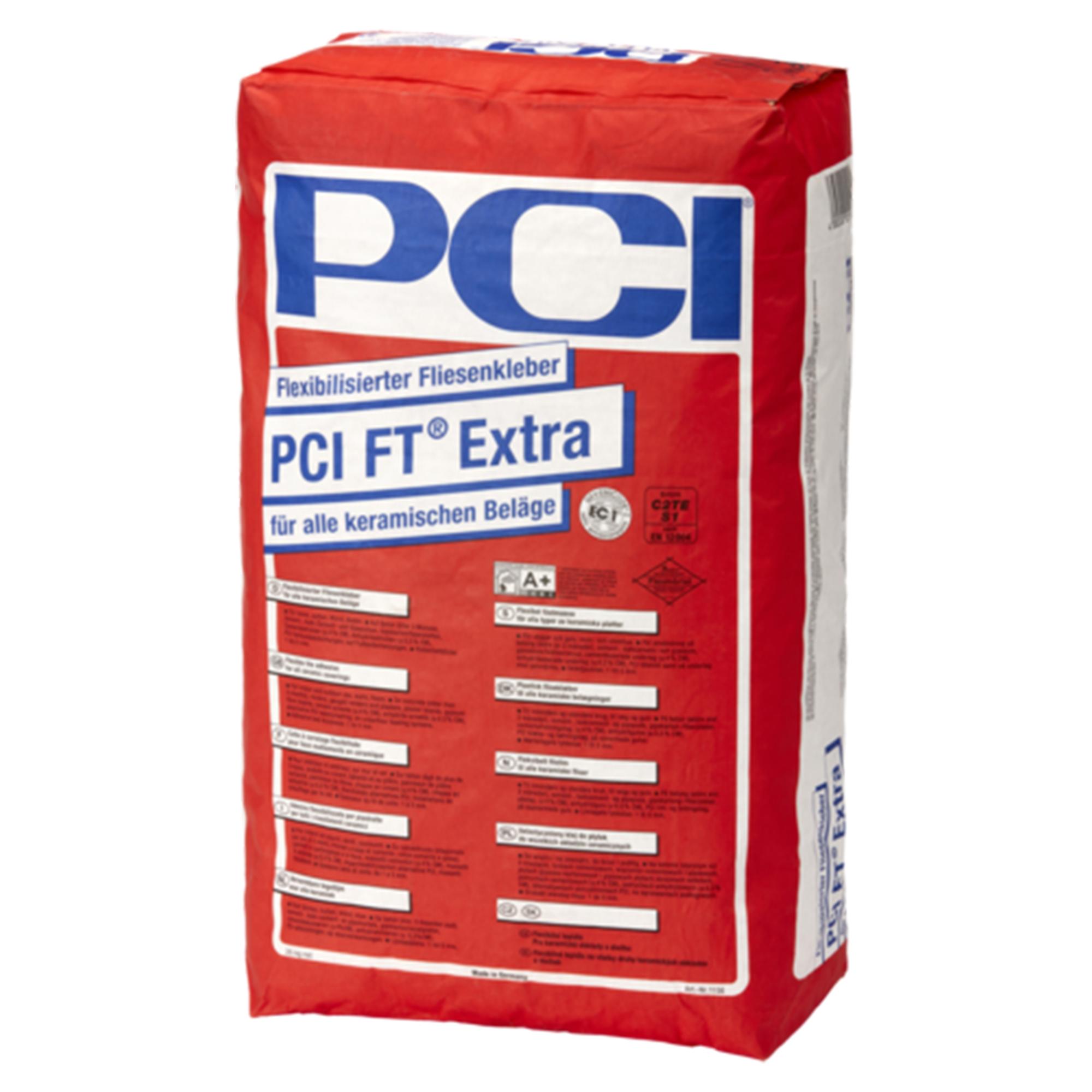 Flexfix PCI FT Extra 25 kg