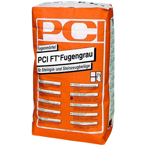 Fog FT Fugengrau PCI Silvergrå 25 kg