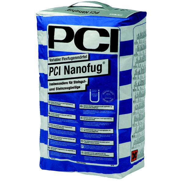 Fog PCI Nanofug Cementgrå 15 kg