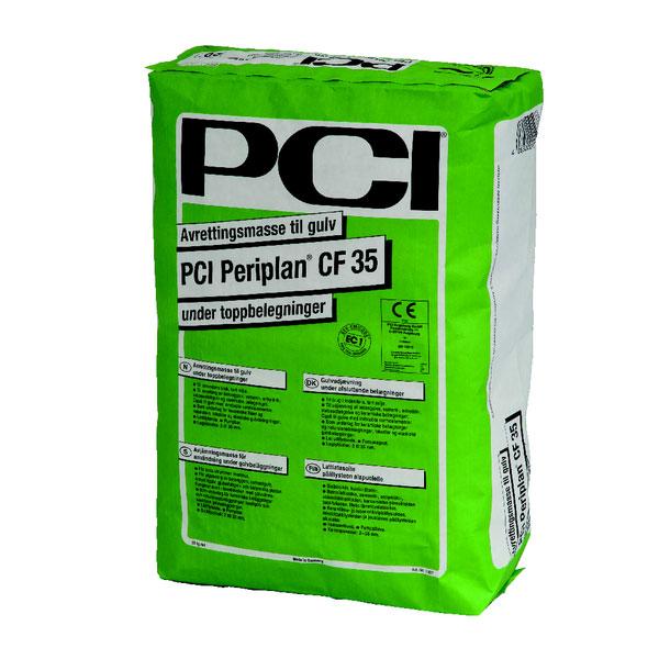 Golvspackel PCI Periplan CF 35, 20 kg