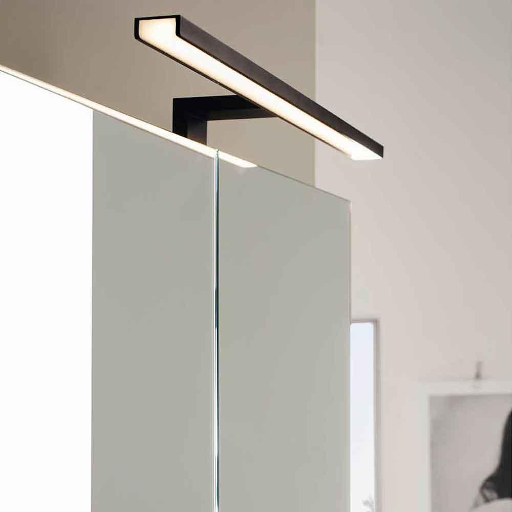 Lampa Noro Flex LED Svart