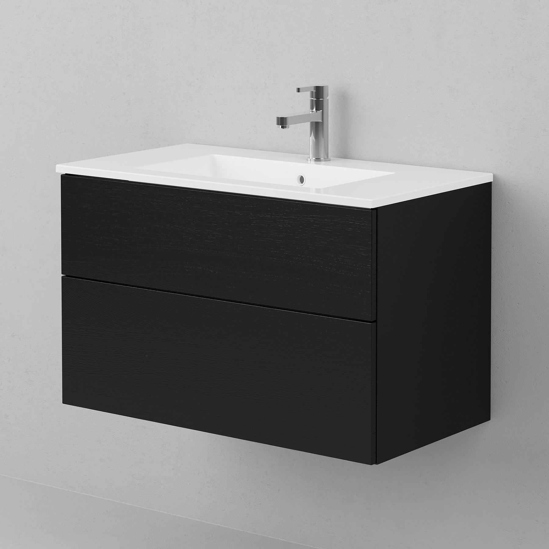 Tvättställsskåp INR Viskan Solid