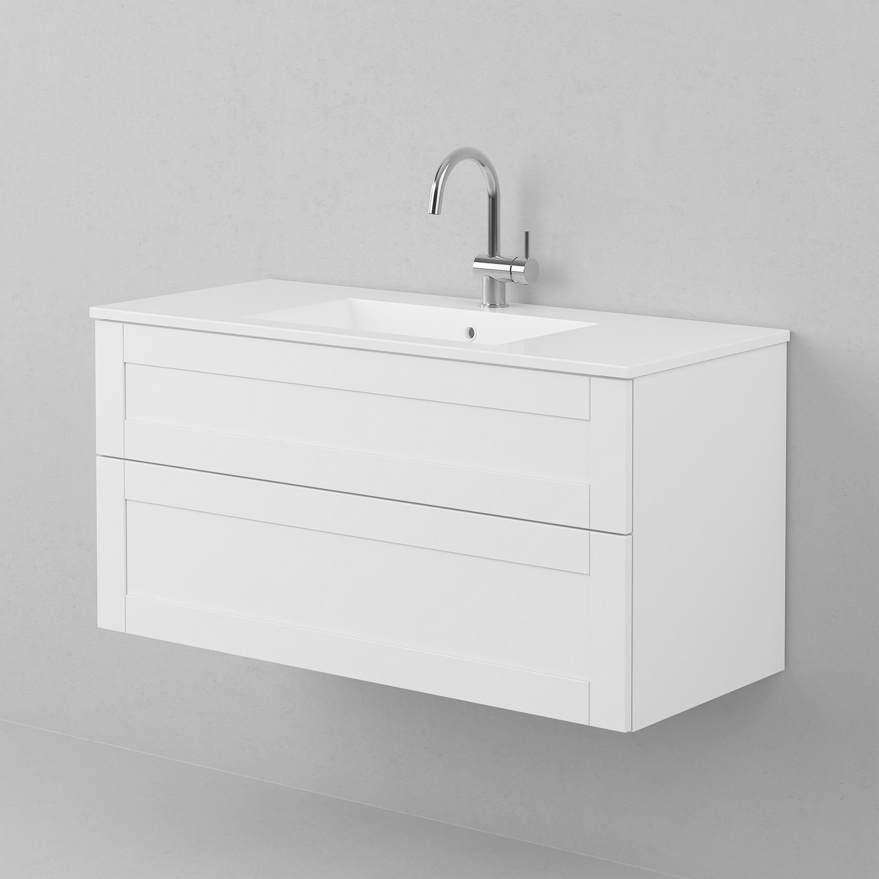 Tvättställsskåp INR Viskan Classic