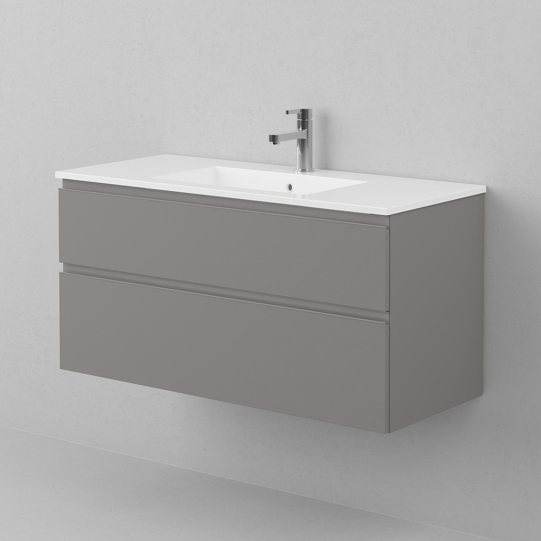 Tvättställsskåp INR Viskan Grip