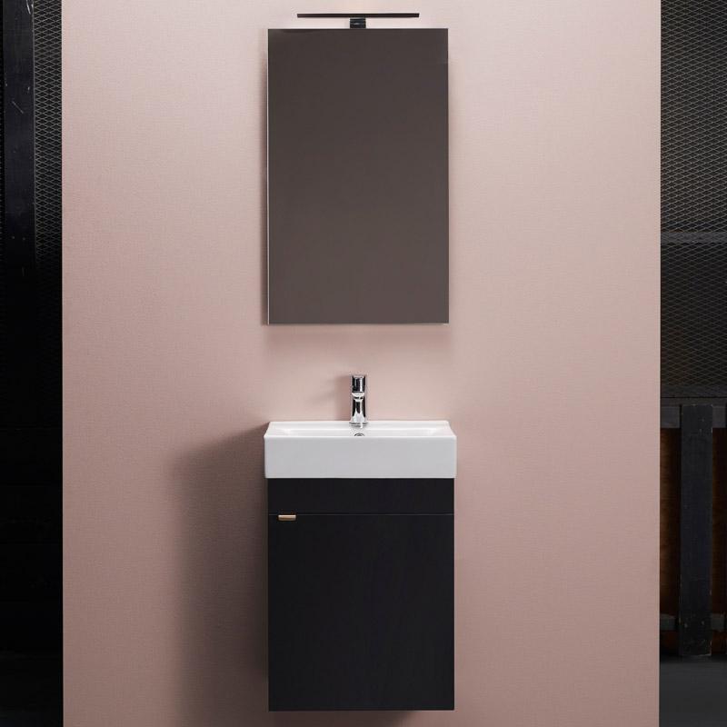 Möbelpaket Hafa Go med Spegel 450
