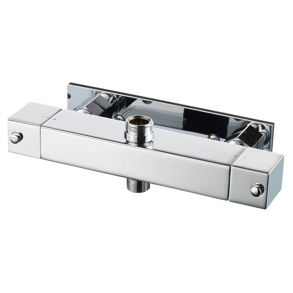 Duschblandare Tapwell Level LEQ 269 Krom