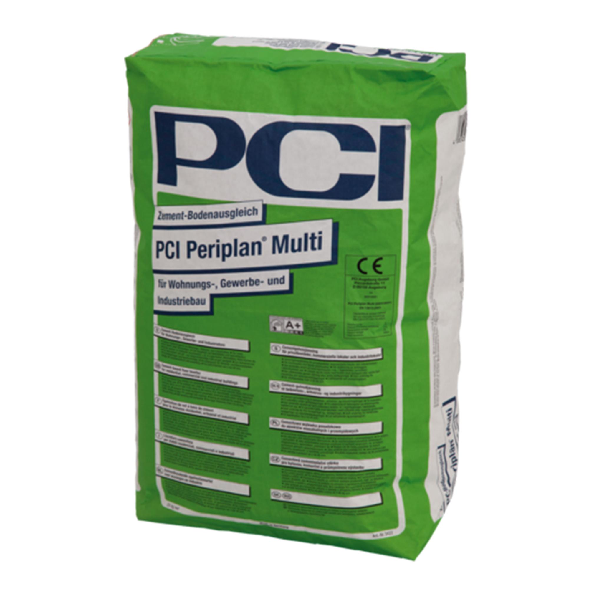 Golvspackel PCI Periplan Multi 25 kg