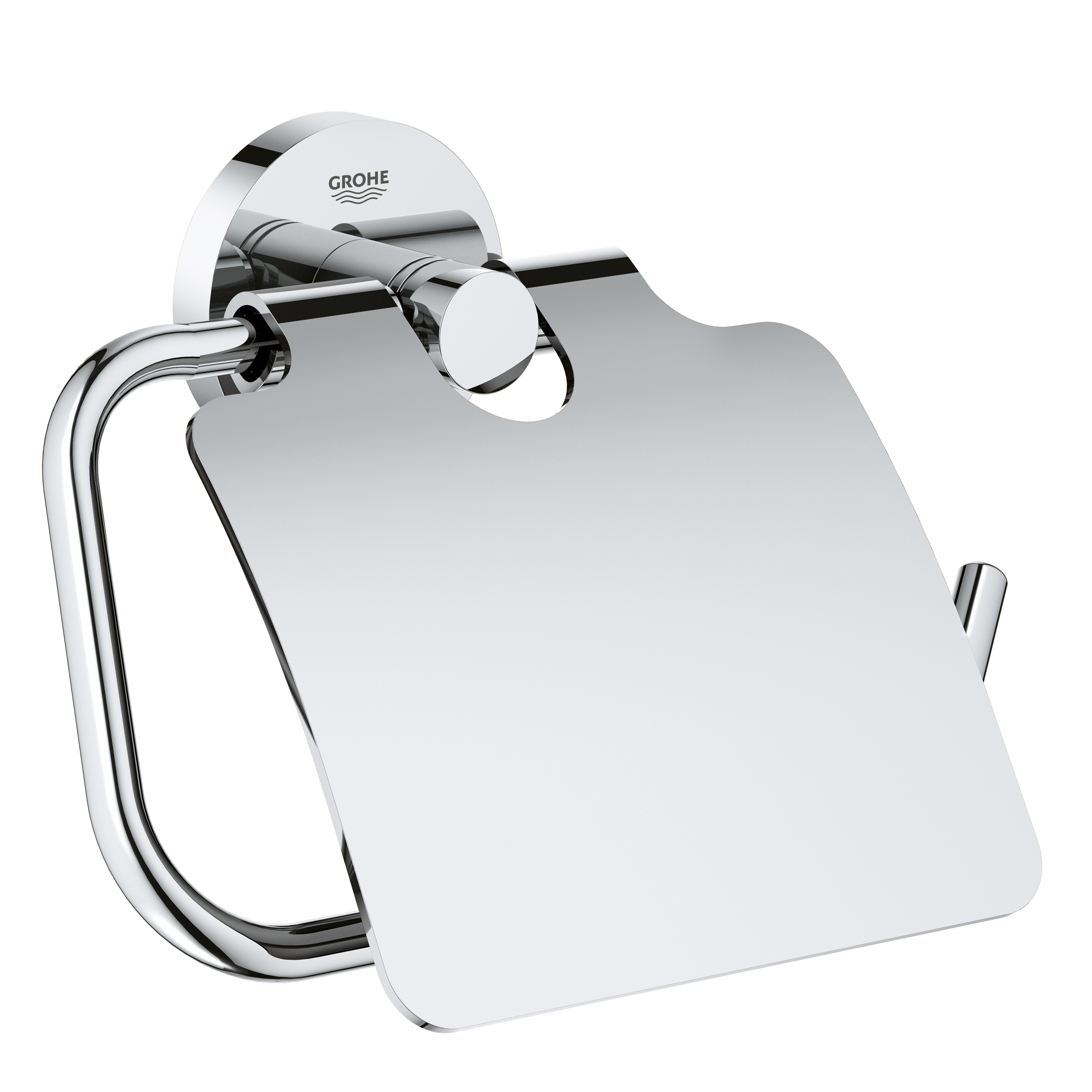 Toalettpappershållare Grohe Essentials Med Lock
