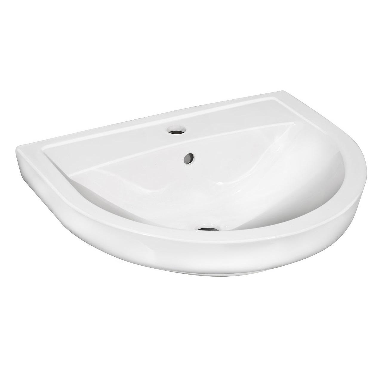 Tvättställ Gustavsberg Nordic3 410055 55 cm