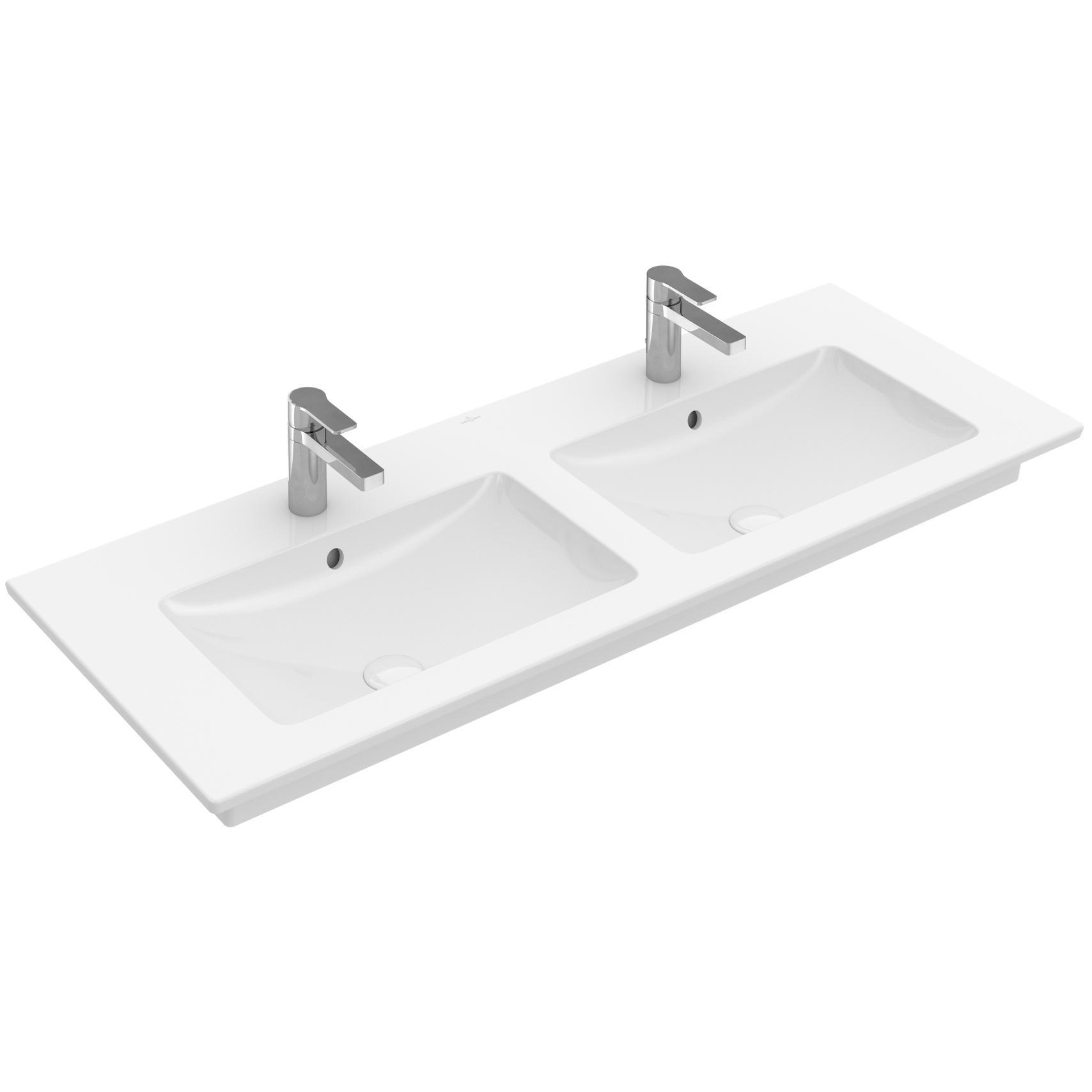 Tvättställ Villeroy & Boch Venticello 1300 mm