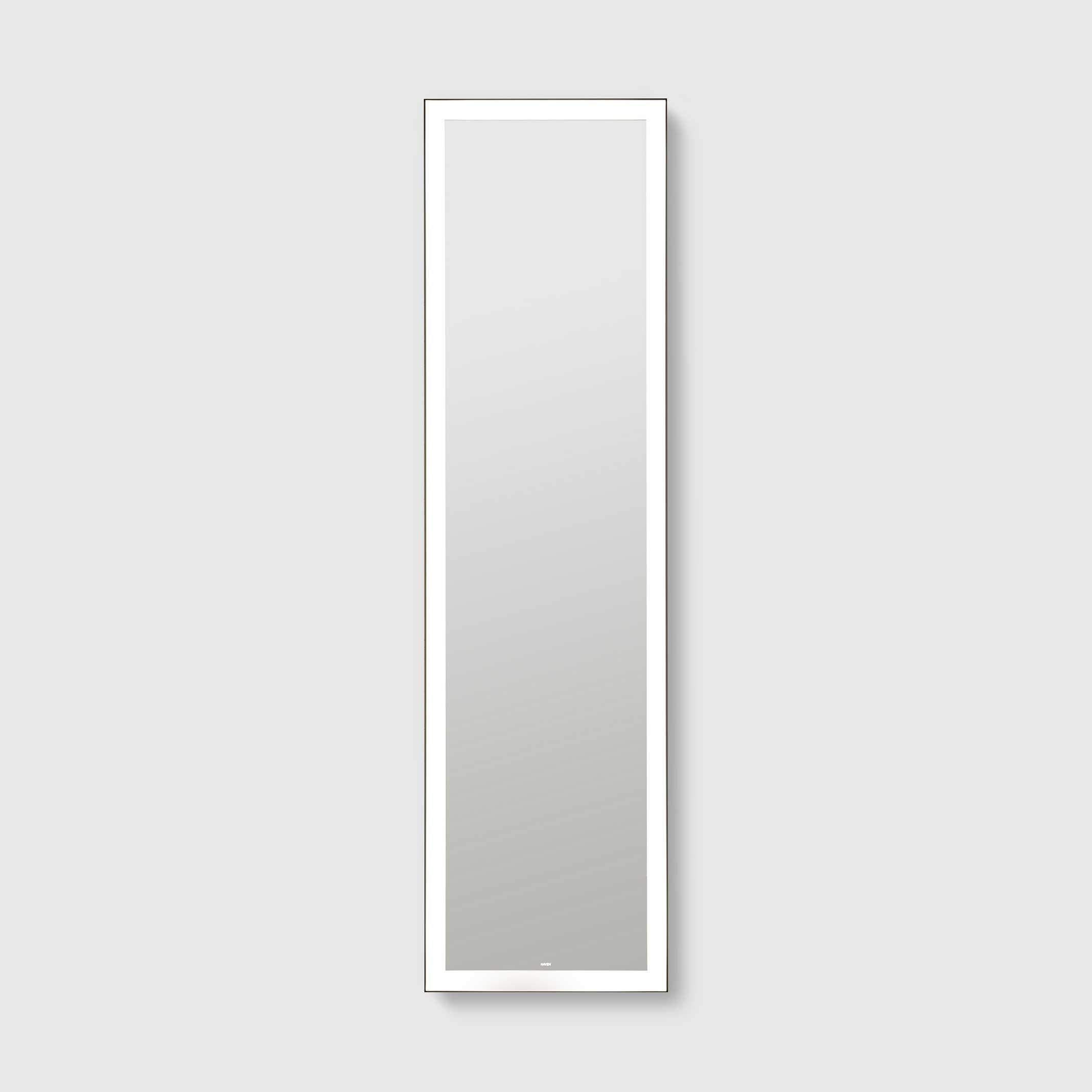 Spegel Haven M5 Vit med Belysning