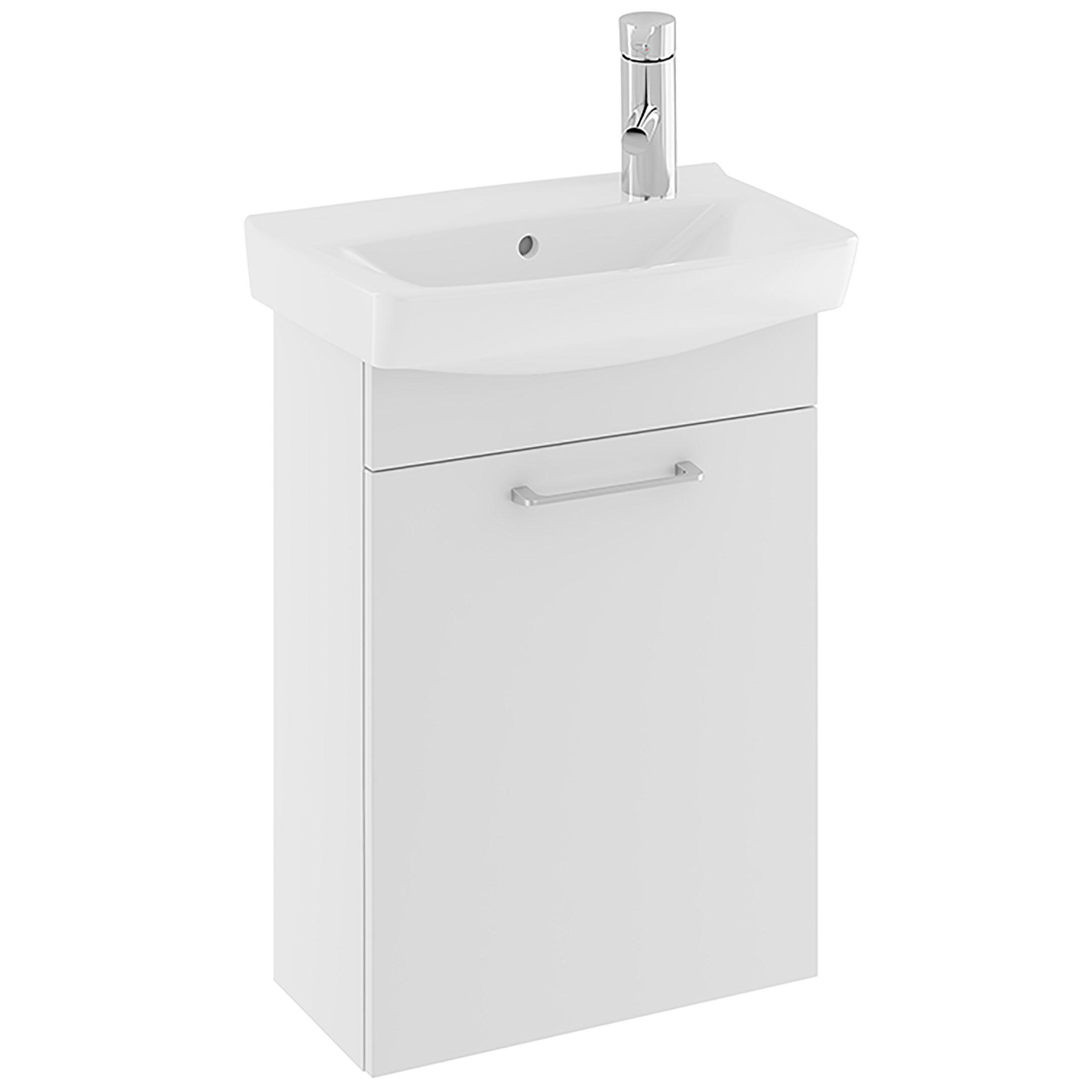 Tvättställsskåp Ifö Spira