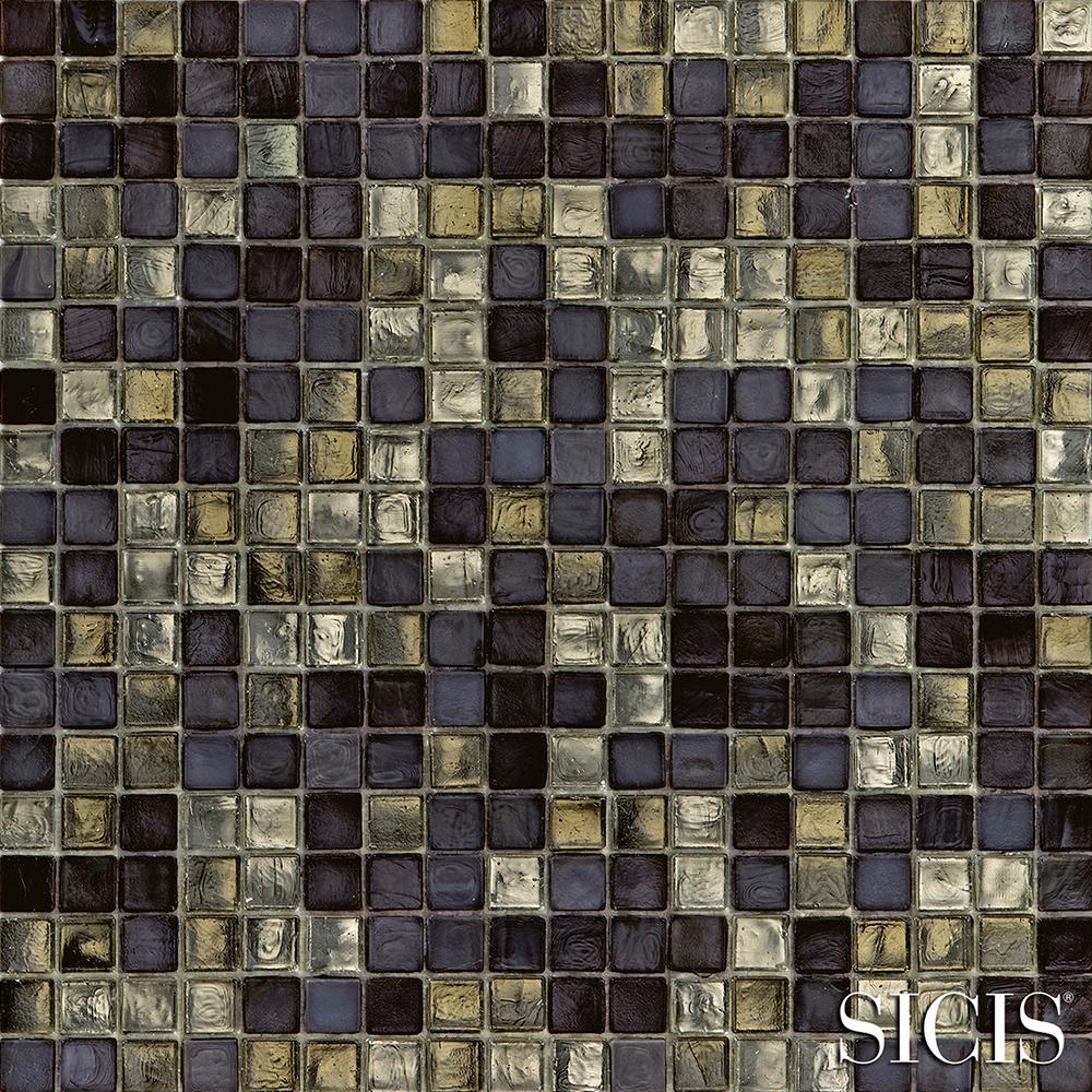 Kristallmosaik Sicis Alagoas Blends 1,5×1,5 cm